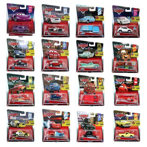 Modelle Auswahl Sortierung 3 | Disney Cars | Cast 1:55 Fahrzeuge Auto | Mattel – Bild 1