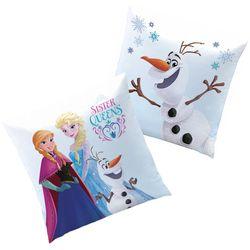 Sisters | Kinder Kissen 40 x 40 cm | Disney Eiskönigin | Frozen | Dekokissen 001