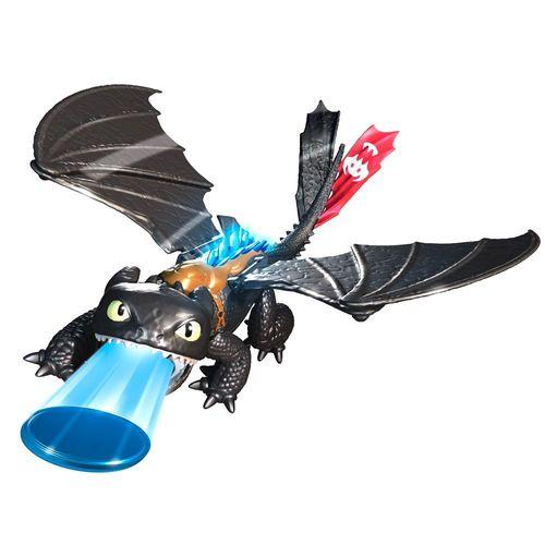 Ohnezahn Drachen | elekt. Funktion 38cm | Action Spiel Set | DreamWorks Dragons – Bild 3