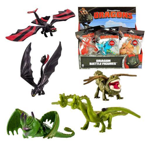 Auswahl Battle Dragons Mini | Mini Spielfiguren | DreamWorks Dragons – Bild 1