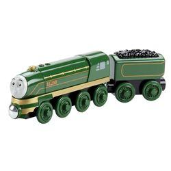 Schnittige Emily Lok | Mattel DFW78 | Holzeisenbahn | Thomas & seine Freunde
