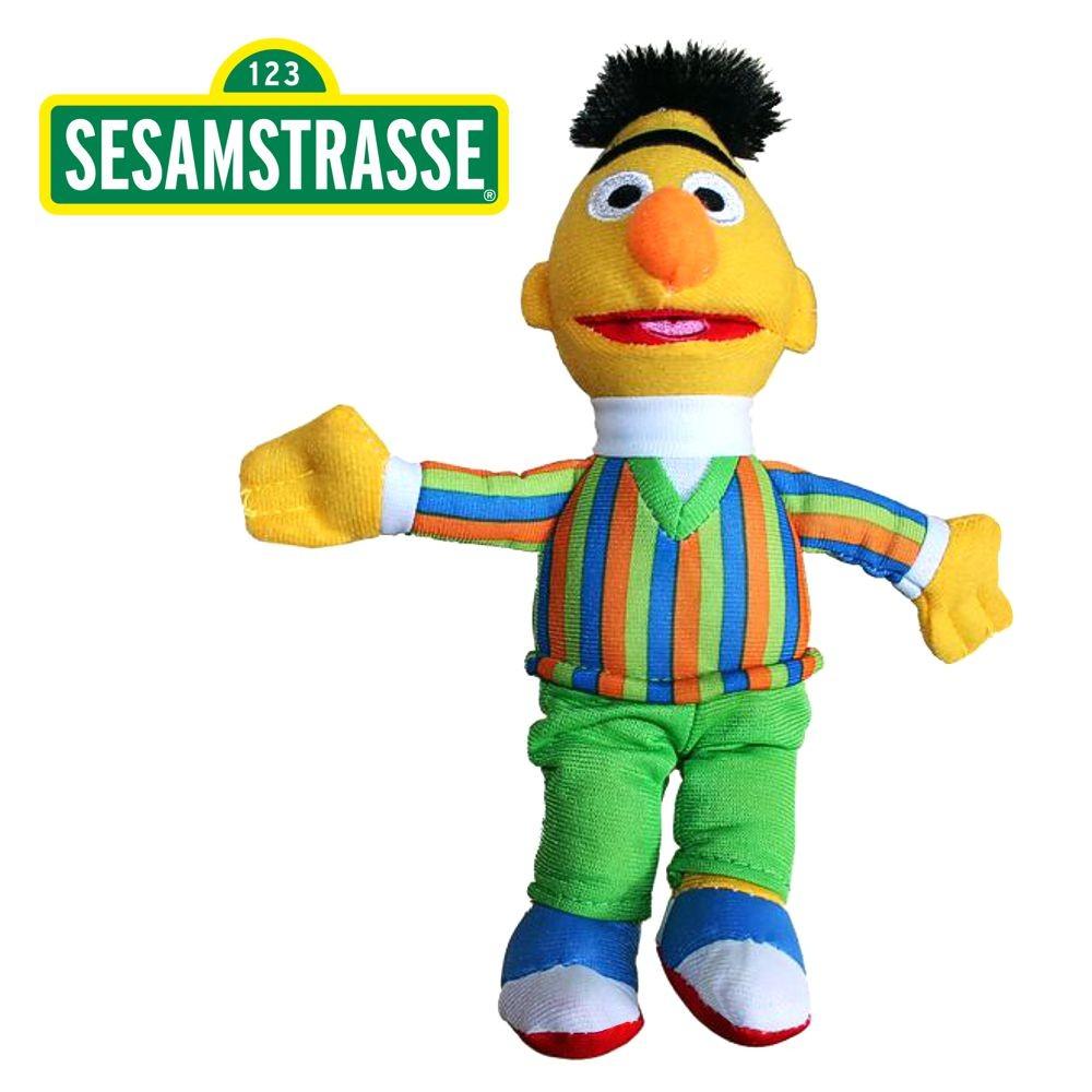 Sesame-Street-Barrio-Sesamo-Seleccion-Felpa-Figura-de-Peluche-30-cm
