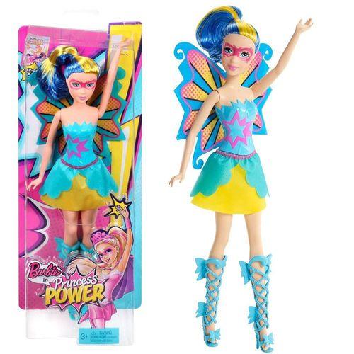 Freundin Abby | Mattel CDY67 | Die Super-Prinzessin | Barbie Puppe – Bild 1