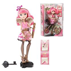 Ever After High Puppe - Rebel C.A. Cupid – Bild 1
