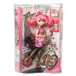 Ever After High Puppe - Rebel C.A. Cupid – Bild 2