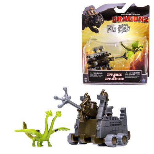 Auswahl Battle Drachen Set | Action Spiel Set | DreamWorks Dragons  – Bild 3
