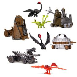 Auswahl Battle Drachen Set | Action Spiel Set | DreamWorks Dragons
