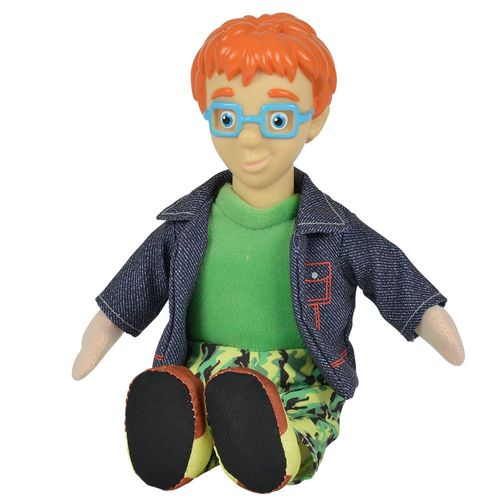 Auswahl Beanie Puppe | Plüsch Figur | 25 cm | Feuerwehrmann Sam – Bild 3