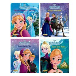 Mini Pixi Bücher | Teil 1-4 | Disney Eiskönigin | Frozen | Geschichtenband