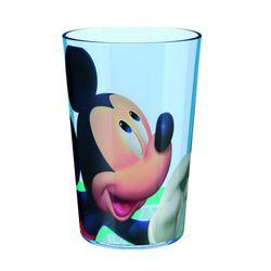 Trink-Becher | 200 ml | Micky Maus | Kunststoff | Tasse | Mickey Mouse 001