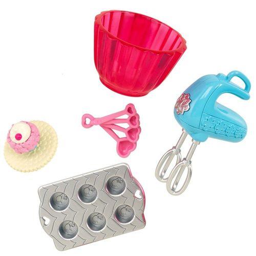 Barbie - Wohnaccessoires Set - Küche Backen und Zubehör