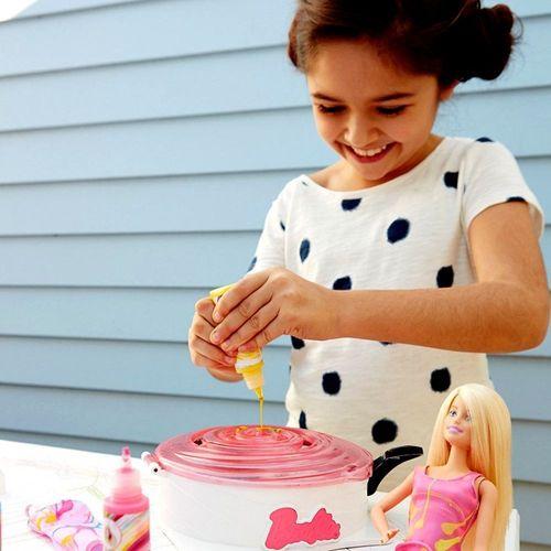 Spin Art Designer   Barbie   Mattel DMC10   Mode Atelier mit Puppe – Bild 5