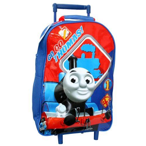 Trolley Kinder | Thomas & seine Freunde | Go Thomas | Reisetasche | Tasche – Bild 1