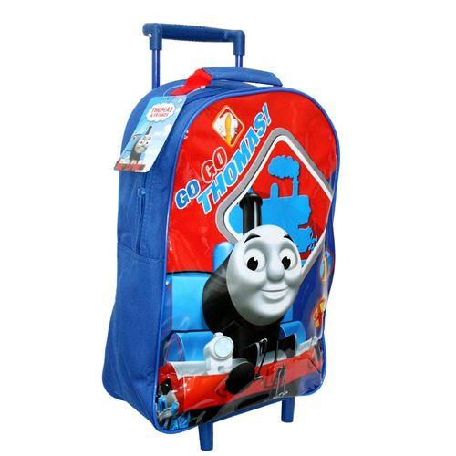 Trolley Kinder | Thomas & seine Freunde | Go Thomas | Reisetasche | Tasche – Bild 2
