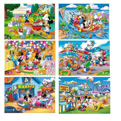 Würfel Puzzle | 12 Teile | Disney Micky Maus | Mickey Maus | Clementoni | Kinder – Bild 2