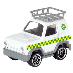 Auto Tierrettung Tierarzt VET 4x4 | Mini Die Cast Serie | Feuerwehrmann Sam