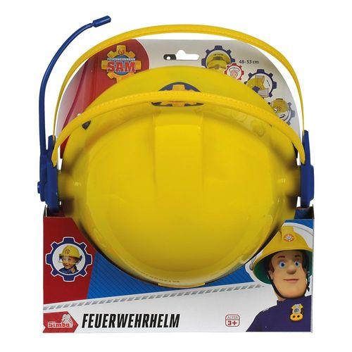 Feuerwehrhelm mit Headset | Feuerwehrmann Sam | Kinder Helm mit Mikrofon – Bild 2