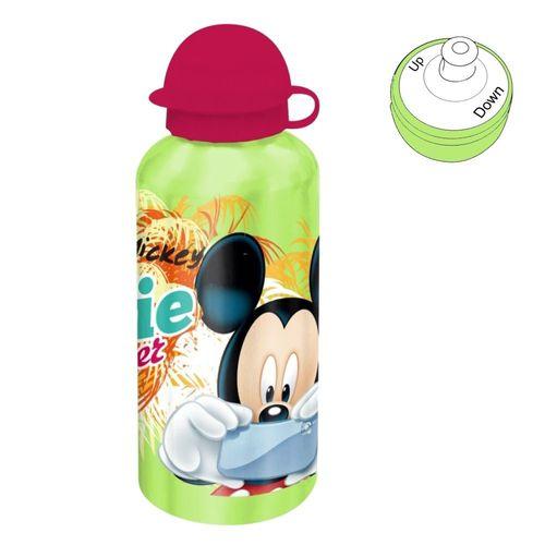 Auswahl Alu-Trinkflasche | 500 ml | Micky Maus | Mickey Mouse Aluminium-Flasche – Bild 3