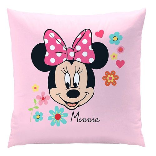 Mouse Liberty | Kinder Kissen 40 x 40 cm | Disney Minnie Maus | Dekokissen – Bild 2