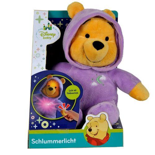 Pooh | Schlummerlicht & Farbwechsel | 28 cm | Winnie Puuh | Plüsch-Figur-Tier – Bild 2