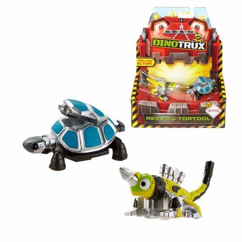 Die Cast Fahrzeuge | Auswahl verschiedener Modelle | DinoTrux | Mattel CJW96 – Bild 8