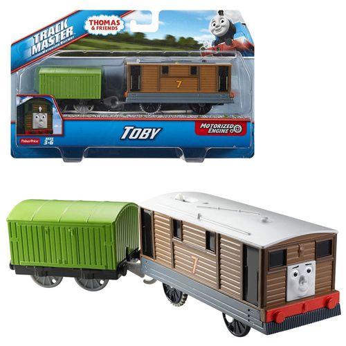 Toby Lokomotive | Mattel CDB70 | TrackMaster | Thomas & seine Freunde