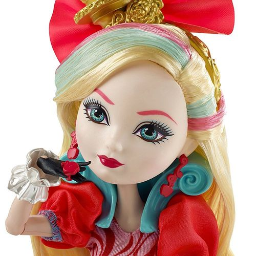 Apple White | Mattel CJF42 | Auf ins Wunderland | Ever After High Puppe – Bild 2