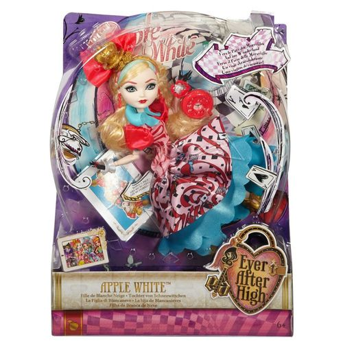 Apple White | Mattel CJF42 | Auf ins Wunderland | Ever After High Puppe – Bild 3
