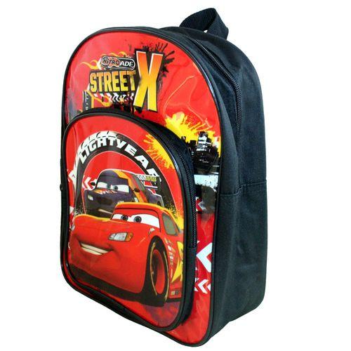 Kinder Jungen Rucksack | Disney Cars | 31 x 24 x 11 cm | Street X – Bild 2
