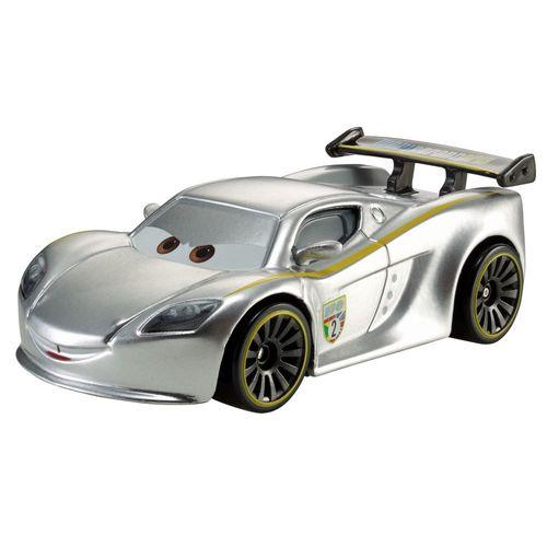 Modelle Auswahl Silber Edition | Disney Cars | Cast 1:55 Fahrzeuge | Mattel – Bild 8