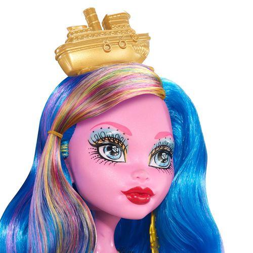 Gooliope Jellington | Mattel FBP35 | Gruselschiff 43cm | Monster High Puppe – Bild 3