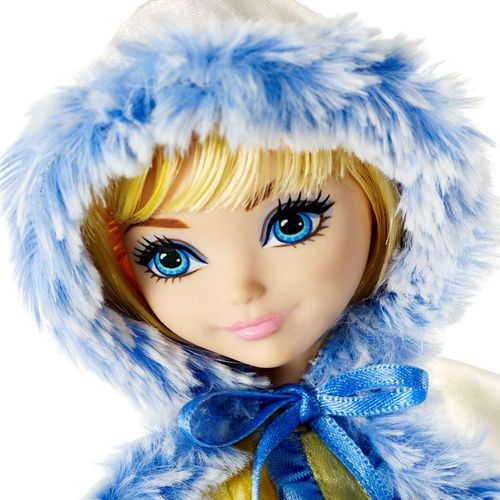 Blondie Lockes | Mattel DKR66 | Ewiger Winter | Ever After High Puppe – Bild 2