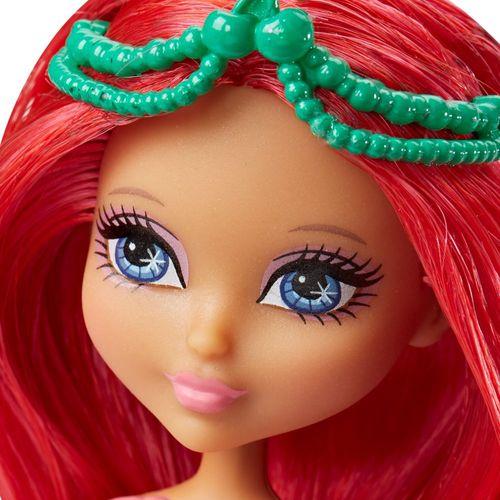 Seifenblasen Meerjungfrau | rot | Mattel DVN00 | Dreamtopia | Barbie Puppe – Bild 2