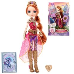 Ever After High Puppe - Drachenspiele Holly O´Hair – Bild 1