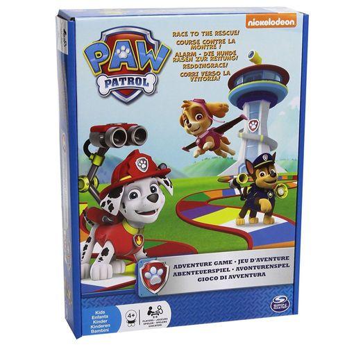 Brettspiel Abenteuer Rettung   Kinder Familien Spiel   Spinmaster   Paw Patrol – Bild 2
