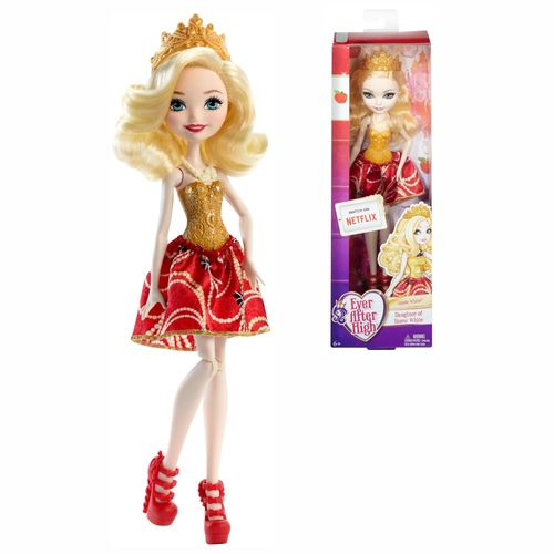 Apple White | Mattel DLB36 | Mode Fashion | Ever After High Puppe – Bild 1