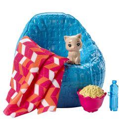 barbie m bel einrichtung wohnzimmer fernsehecke. Black Bedroom Furniture Sets. Home Design Ideas
