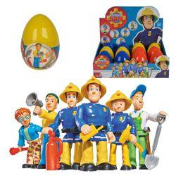 Auswahl Spiel-Figuren | Feuerwehrmann Sam | Mit Zubehör & Accessoires im Ei