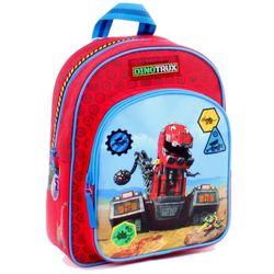 Rucksack für Kinder | Kindergarten-Tasche | Build | DinoTrux | 24 x 30 x 11  cm