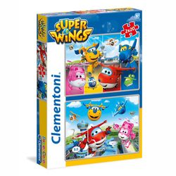 Super Wings - Kinder Puzzle 2x20 Teile – Bild 1