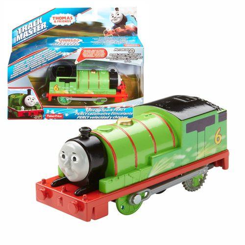 Funken sprühender Percy | Mattel DVG05 | TrackMaster | Thomas & seine Freunde