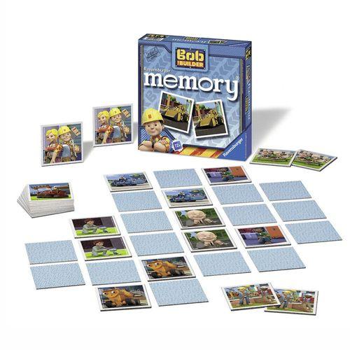 Spiel Memory® | Bob der Baumeister | 72 Karten | Ravensburger 21274 – Bild 2