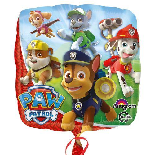 Kleine Helden | Folien Ballon 43 cm | Paw Patrol | Kinder Party Geburtstag
