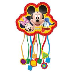 Zug-Pinata Mickey Mouse | Disney Micky Maus | Kinder Geburtstag | Party