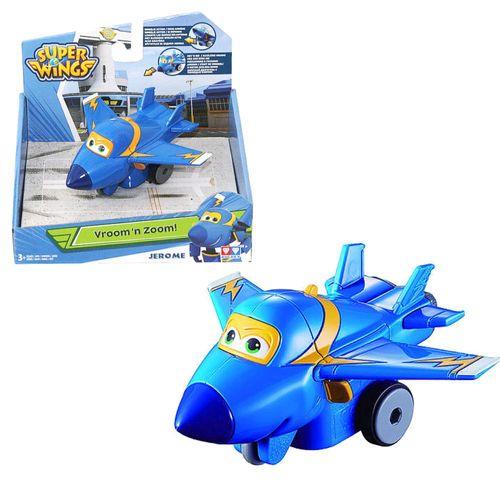 Vroom´n Zoom zur Auswahl | Super Wings | Flugzeuge mit Rückzugmotor – Bild 4