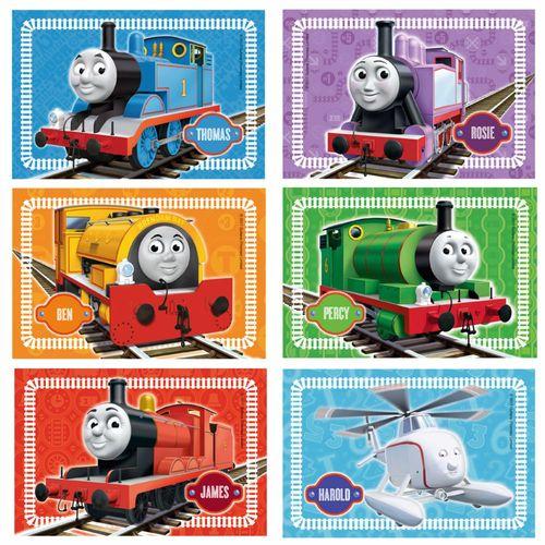 Würfel Puzzle | 6 Teile | Thomas & seine Freunde | Ravensburger  – Bild 2