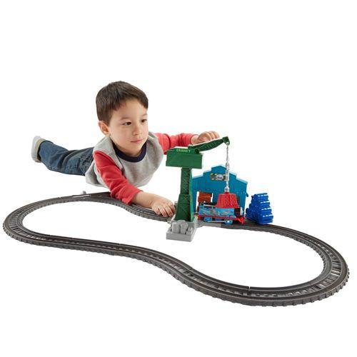 Spiel Set Lagerhaus Abriss | Mattel DVF73 | TrackMaster | Thomas & seine Freunde – Bild 3