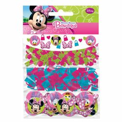 Minnie Maus - 3 in 1 Party Konfetti Tischdekoration Mouse