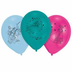 Party Ballons   10 Stück   Disney Eiskönigin   Frozen   Luftballons Geburtstag