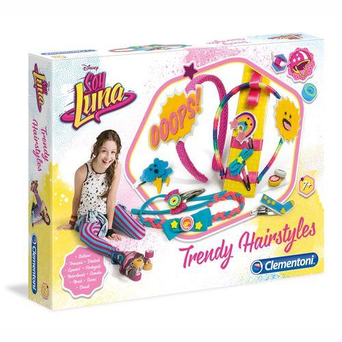 Trendy Haarstyles | Soy Luna | Set Haaraccessoires | Kinder Kreativ Spiel – Bild 1